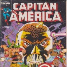 Cómics: CÓMIC MARVEL CAPITÁN AMÉRICA Nº 38 ED, PLANETA / FORUM. Lote 216739051