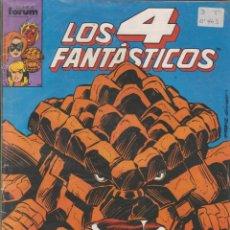 Cómics: CÓMIC MARVEL LOS 4 FANTÁSTICOS Nº 80 ED, PLANETA / FORUM. Lote 216739190