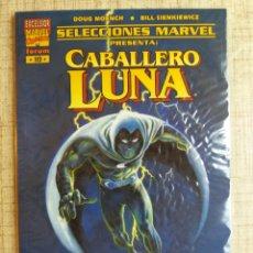 Comics : SELECCIONES MARVEL: CABALLERO LUNA -FORUM-. Lote 216784871