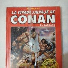 Cómics: TOMO 12 LA ESPADA SALVAJE DE CONAN EDICIÓN COLECCIONISTAS.. Lote 216825322
