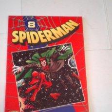 Fumetti: SPIDERMAN - COLECCIONABLE ROJO - NUMEROS 6,7,8,9 Y 32 - MUY BUEN ESTADO - GORBAUD -RESERVADO. Lote 216865572