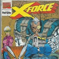Cómics: X - FORCE Nº 1 FORUM. Lote 216913691