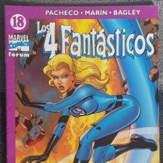 Fumetti: LOS 4 FANTÁSTICOS VOL.4 #18 (FORUM, 2003). Lote 217029337