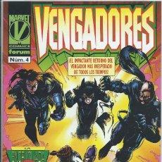 Fumetti: VENGADORES Nº 4 FORUM. Lote 217035003