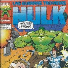 Cómics: HULK SERIE LIMITADA Nº 3 DE 6. ESPECIAL FORUM. Lote 217035436