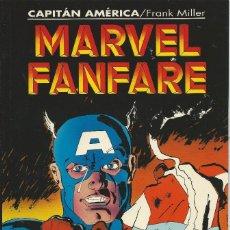 Cómics: MARVEL FANFARE CAPITÁN AMÉRICA. PRESTIGE FRANK MILLER FORUM. Lote 217035643