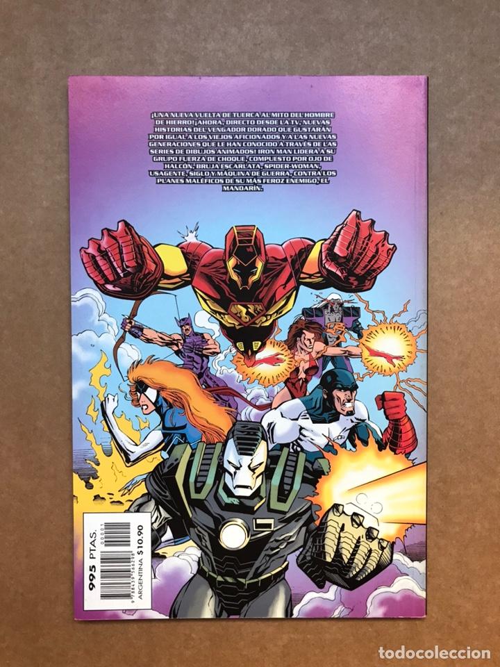 Cómics: Iron Man contra el Mandarín - Tomo 1 - Forum - Foto 2 - 217039666