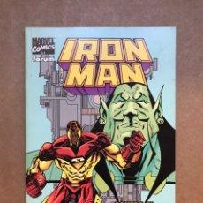 Cómics: IRON MAN CONTRA EL MANDARÍN - TOMO 1 - FORUM. Lote 217039666
