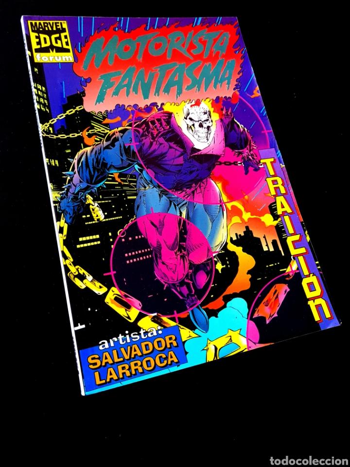 MUY BUEN ESTADO MOTORISTA FANTASMA TRAICION TOMO FORUM (Tebeos y Comics - Forum - Prestiges y Tomos)
