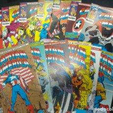 Comics: CAPITÁN AMÉRICA VOLUMEN 2 COLECCIÓN COMPLETA 13 NÚMEROS CÓMICS FÓRUM MARVEL. Lote 217090036