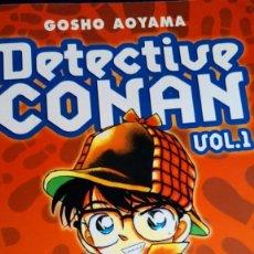 Cómics: DETECTIVE CONAN 1. Lote 217094035