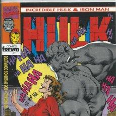 Cómics: HULK & IRONMAN Nº 5. Lote 217125568