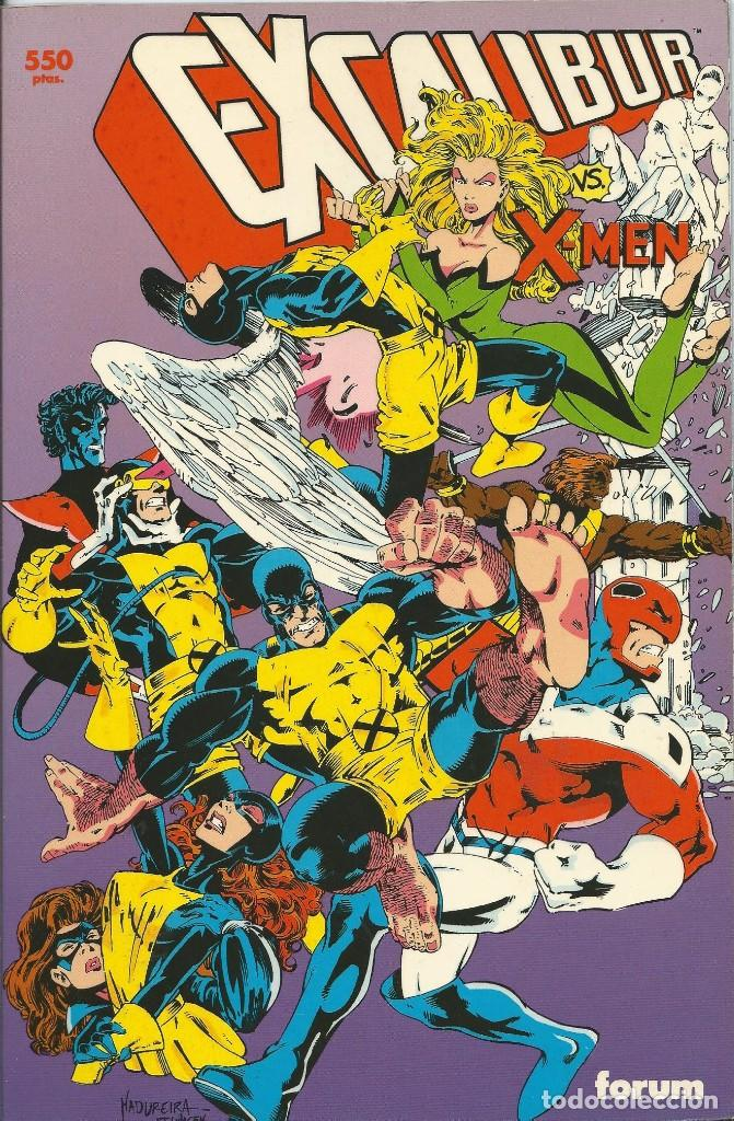 EXCALIBUR VS. X- MEN PRESTIGE FORUM (Tebeos y Comics - Forum - Daredevil)