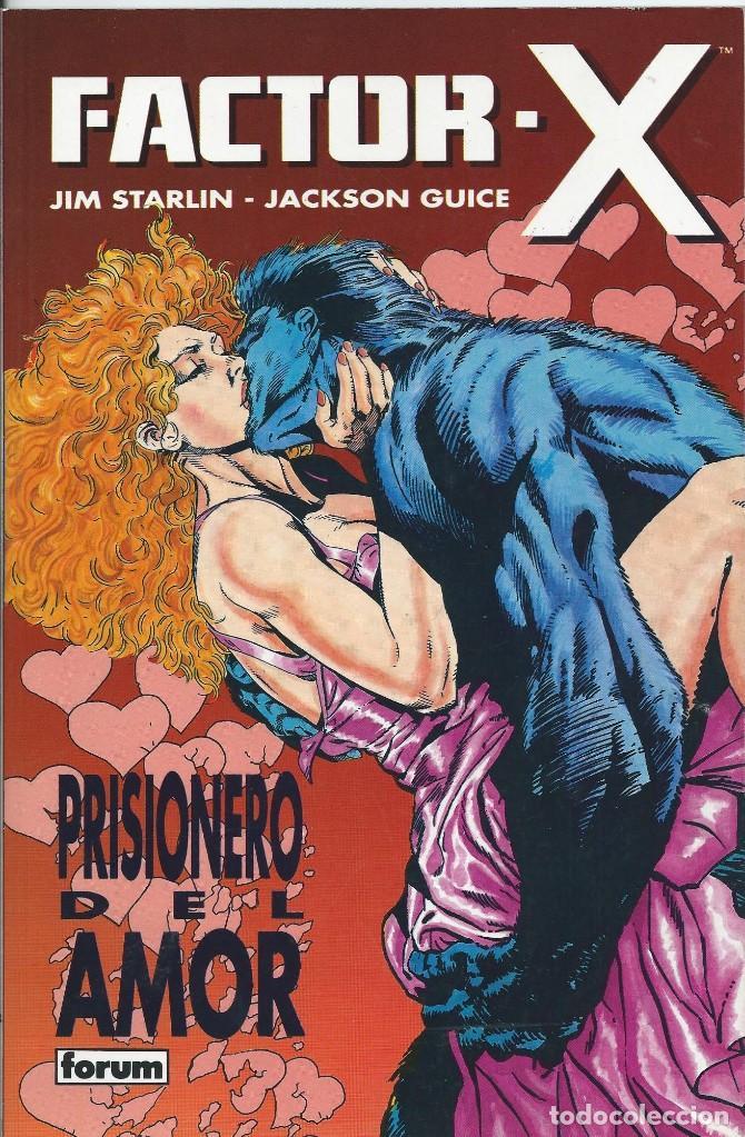 FACTOR X PRESTIGE FORUM (Tebeos y Comics - Forum - Daredevil)