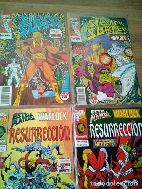 Cómics: Lote Variado Silver Surfer - Estela Plateada 13 Comics - Forum - Foto 2 - 217156811