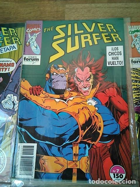 Cómics: Lote Variado Silver Surfer - Estela Plateada 13 Comics - Forum - Foto 3 - 217156811