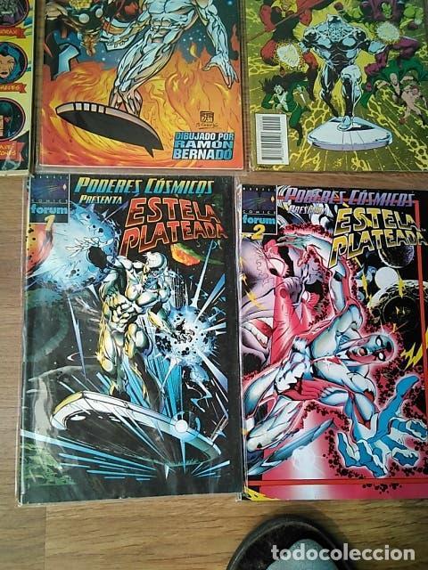 Cómics: Lote Variado Silver Surfer - Estela Plateada 13 Comics - Forum - Foto 4 - 217156811