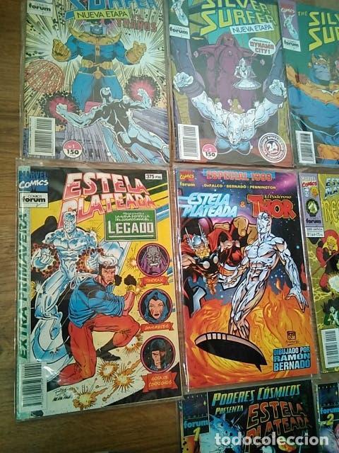 Cómics: Lote Variado Silver Surfer - Estela Plateada 13 Comics - Forum - Foto 6 - 217156811