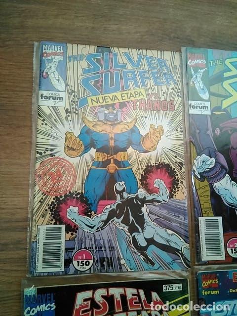 Cómics: Lote Variado Silver Surfer - Estela Plateada 13 Comics - Forum - Foto 7 - 217156811