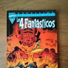 Cómics: LOS 4 FANTÁSTICOS - EXCELSIOR VOL 5 - SILVER SURFER - FORUM - BIBLIOTECA MARVEL TOMO DE 140 PÁGINAS. Lote 217157098
