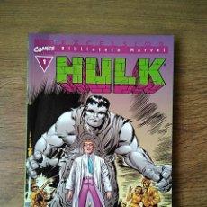 Cómics: HULK - EXCELSIOR - VOLUMEN 1 - FORUM BIBLIOTECA MARVEL TOMO 140 PÁGINAS. Lote 217157715