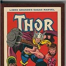 Comics: GRANDES SAGAS MARVEL THOR LA SAGA DE LA GALAXIA NEGRA - FORUM - SUB03A. Lote 217162951
