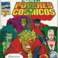Cómics: PODERES CÓSMICOS Nº 2 FORUM. Lote 217172901