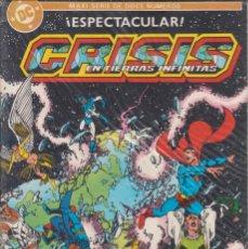 Cómics: CÓMIC DC CRISIS EN TIERRAS INFINITAS Nº 1 ED, ZINCO. Lote 217175931