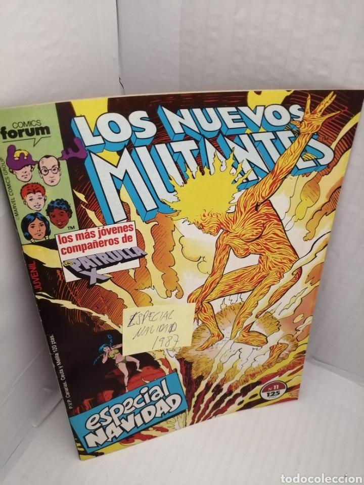 Cómics: LOS NUEVOS MUTANTES, Especial Navidad - Foto 3 - 217066845