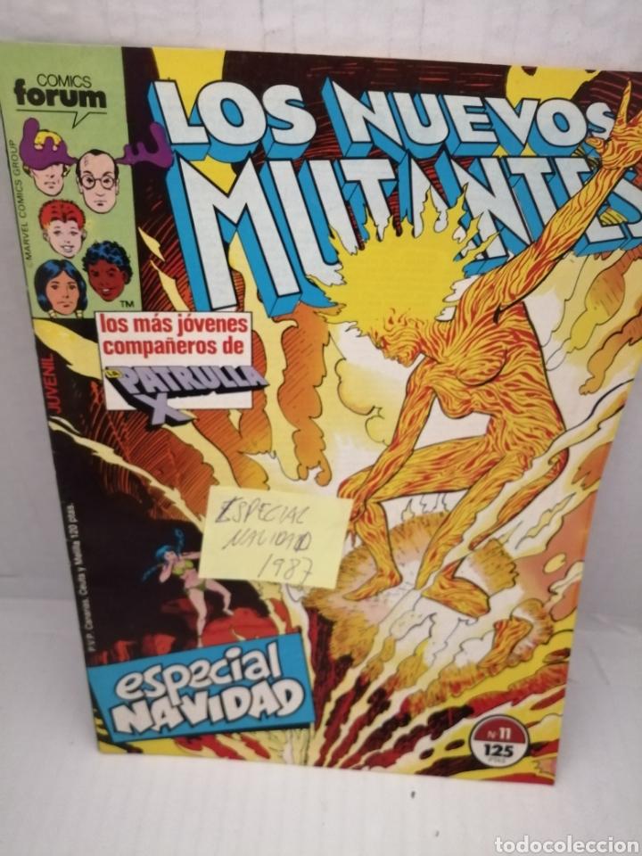 LOS NUEVOS MUTANTES, ESPECIAL NAVIDAD (Tebeos y Comics - Forum - Nuevos Mutantes)