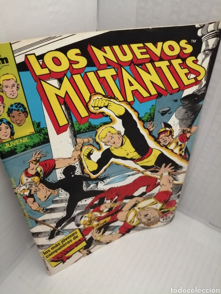 Cómics: LOS NUEVOS MUTANTES, Num 10 - Foto 3 - 217066872