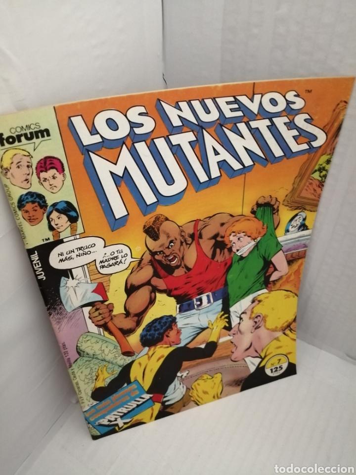 Cómics: LOS NUEVOS MUTANTES, Num 7 - Foto 3 - 217066953