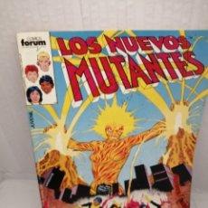 Cómics: LOS NUEVOS MUTANTES, NUM 12. Lote 217067160