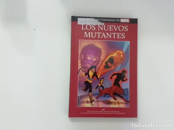 LOS NUEVOS MUTANTES - LOS HÉROES MÁS PODEROSOS DE MARVEL -(USA GRAPHIC NOVEL 4 + NEW MUTANTS 18-21) (Tebeos y Comics - Forum - Nuevos Mutantes)