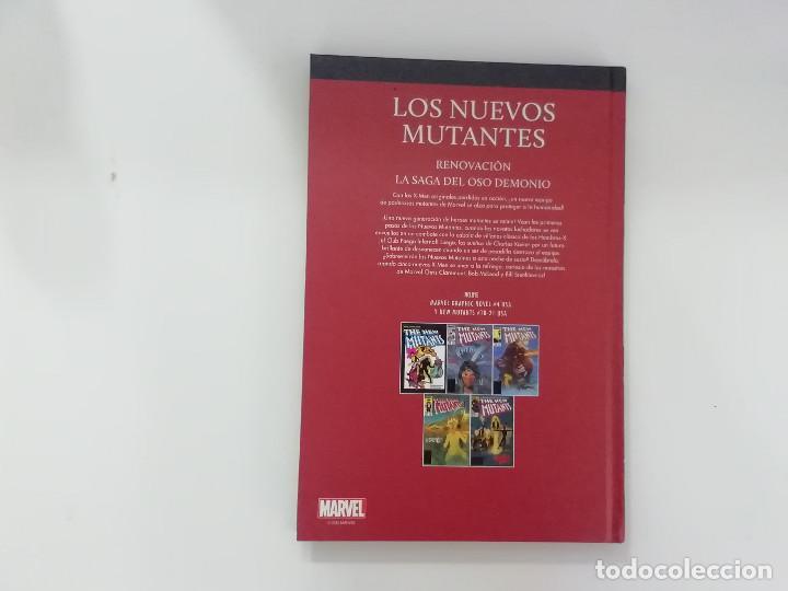 Cómics: LOS NUEVOS MUTANTES - LOS HÉROES MÁS PODEROSOS DE MARVEL -(USA GRAPHIC NOVEL 4 + NEW MUTANTS 18-21) - Foto 2 - 217195976