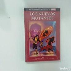 Cómics: LOS NUEVOS MUTANTES - LOS HÉROES MÁS PODEROSOS DE MARVEL -(USA GRAPHIC NOVEL 4 + NEW MUTANTS 18-21). Lote 217197156