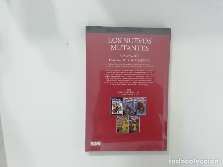 Cómics: LOS NUEVOS MUTANTES - LOS HÉROES MÁS PODEROSOS DE MARVEL -(USA GRAPHIC NOVEL 4 + NEW MUTANTS 18-21) - Foto 2 - 217197156