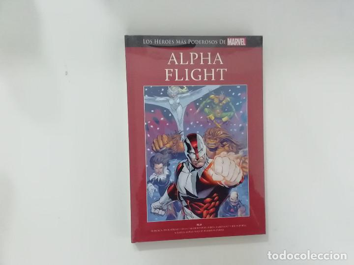 ALPHA FLIGHT - LOS HÉROES MÁS PODEROSOS DE MARVEL -(USA X-MEN 120 + ALPHA FLIGHT 1-6 + MATERIAL 7-8) (Tebeos y Comics - Forum - Alpha Flight)
