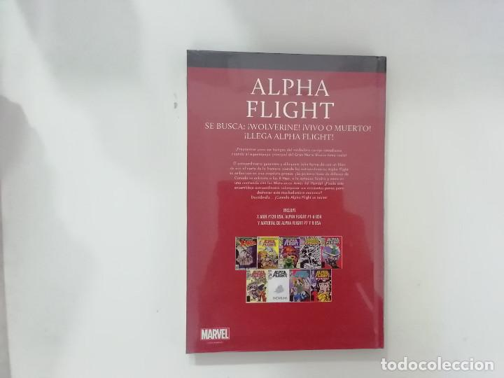 Cómics: ALPHA FLIGHT - LOS HÉROES MÁS PODEROSOS DE MARVEL -(USA X-MEN 120 + ALPHA FLIGHT 1-6 + MATERIAL 7-8) - Foto 2 - 217198171
