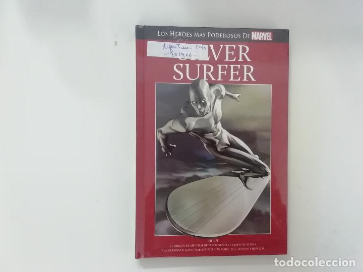 SILVER SURFER - LOS HÉROES MÁS PODEROSOS DE MARVEL -(USA SILVER SURFER 1 + VOL. 3, 70-75) (Tebeos y Comics - Forum - Silver Surfer)