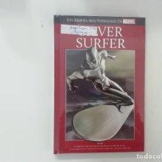 Cómics: SILVER SURFER - LOS HÉROES MÁS PODEROSOS DE MARVEL -(USA SILVER SURFER 1 + VOL. 3, 70-75). Lote 217198798