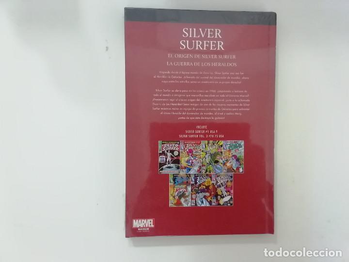 Cómics: SILVER SURFER - LOS HÉROES MÁS PODEROSOS DE MARVEL -(USA SILVER SURFER 1 + VOL. 3, 70-75) - Foto 2 - 217198798