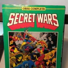 Cómics: SECRET WARS, OBRA COMPLETA/ FORUM, 1991 LEER DESCRIPCIÓN. Lote 217367741