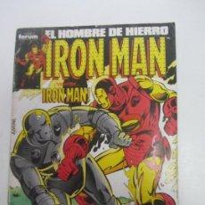 Cómics: IRON MAN VOL 1 Nº 40 - FORUM MUCHOS MAS EN VENTA, MIRA TUS FALTAS C17X1. Lote 277144648