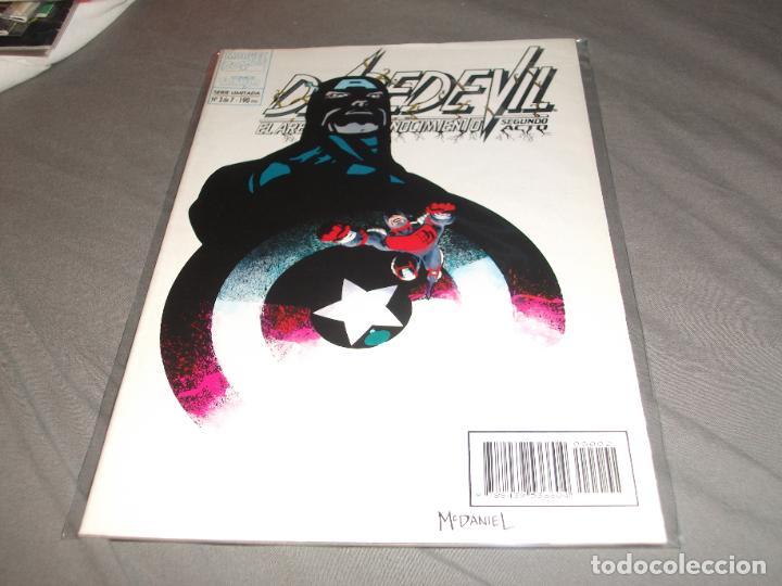 DAREDEVIL EL ARBOL DEL CONOCIMIENTO 2 DE 7 MUY BUEN ESTADO (Tebeos y Comics - Forum - Daredevil)