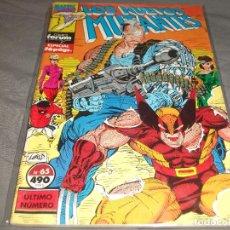 Fumetti: LOS NUEVOS MUTANTES 65 MUY BUEN ESTADO. Lote 217380176
