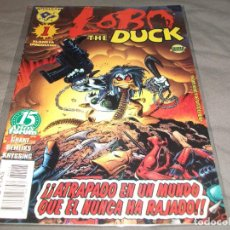 Cómics: LOBO THE DUCK BUEN ETADO. Lote 217416446
