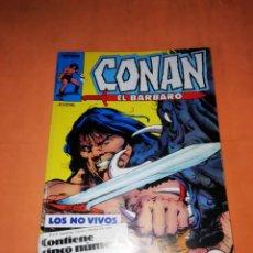 Cómics: CONAN EL BARBARO. RETAPADO. Nº 126,127,128,129 Y 130. FORUM.. Lote 217425740