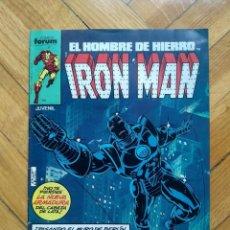 Cómics: IRON MAN Nº 10. Lote 217488168