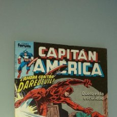 Cómics: CAPITÁN AMÉRICA VOL.1 Nº 4 - FORUM. Lote 217489175